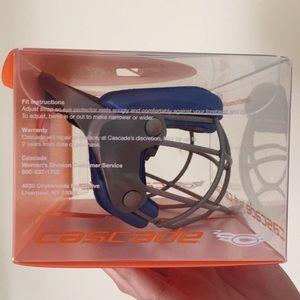 Nike Accessories - nib cascade lacrosse field hockey eyemask